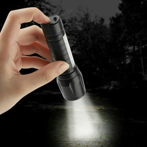 Mini  Portable Working lamp Zoom Work Light Stretchable Led Glare Flashlight Usb Charging Flashlight Portable Outdoor Flashlight