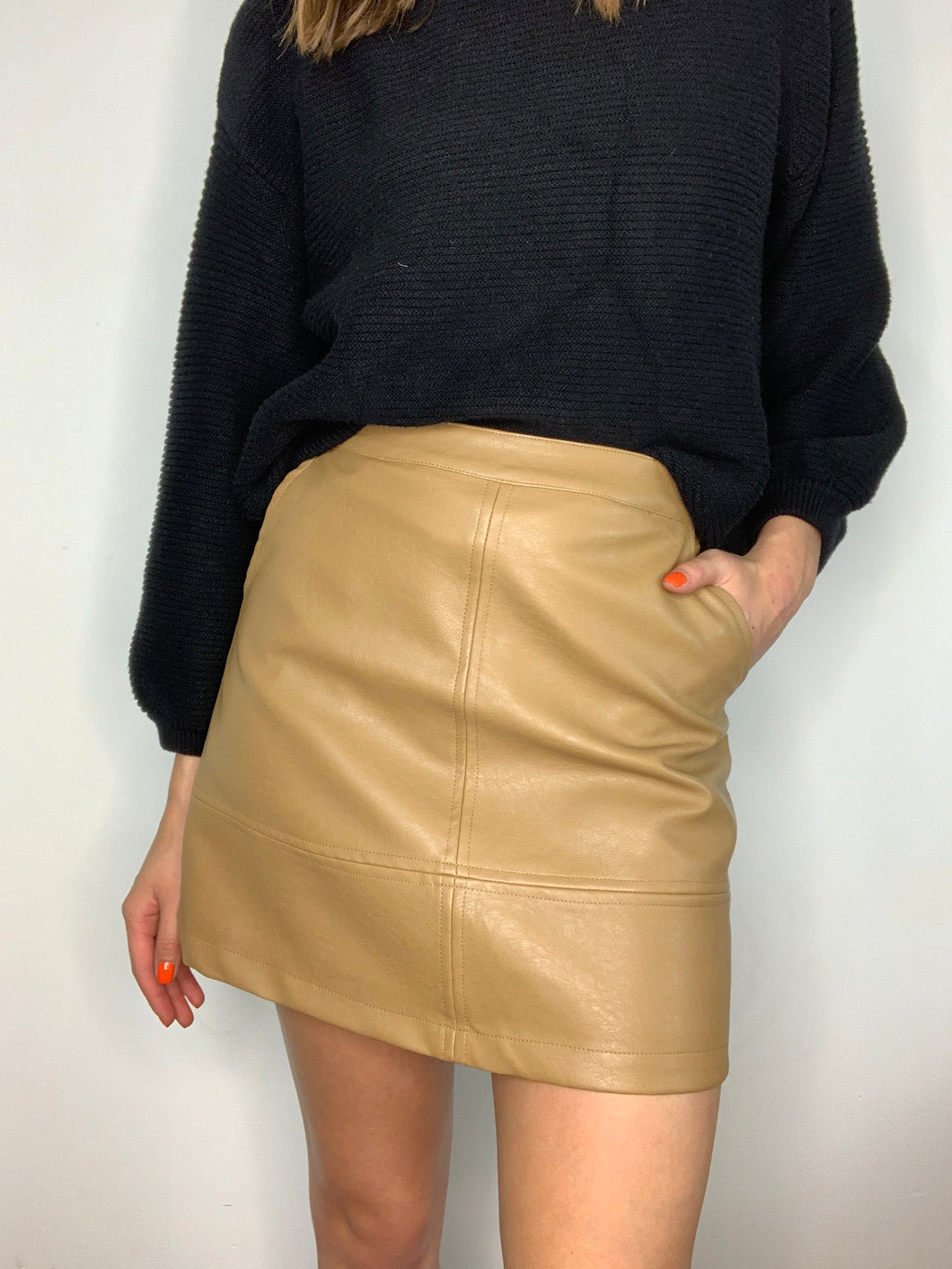 High's & Low's Skirt