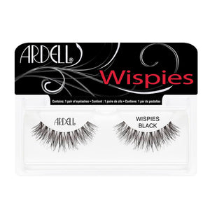 Ardell Lashes Invisibands Wispies Black