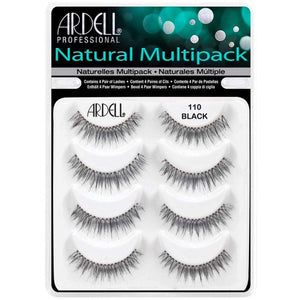 Ardell 110 Mulitipack x 4 Black