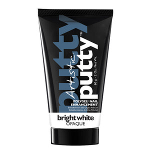 Artistic Putty Polygel - Bright White 60g