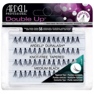 Ardell Lashes Double Up Soft Touch Individuals - Med