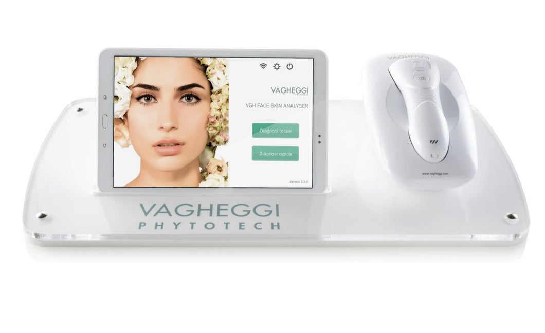 Vagheggi Skin Analyser With Tablet