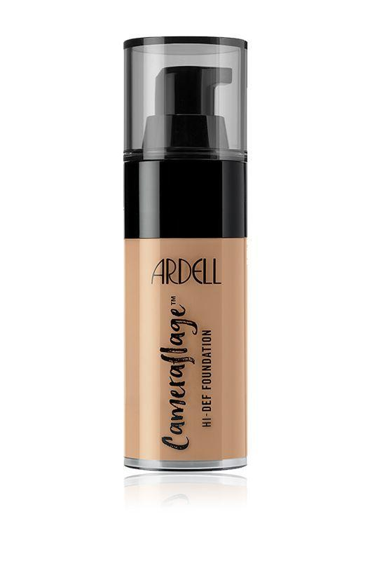 Ardell Beauty CAMERAFLAGE HIGH-DEF FOUNDATION DARK 9.0