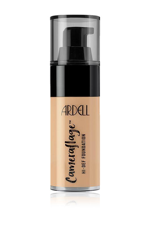 Ardell Beauty CAMERAFLAGE HIGH-DEF FOUNDATION MEDIUM 5.0