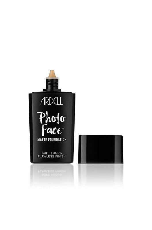 Ardell Beauty PHOTO FACE MATTE FOUNDATION MEDIUM 8.0