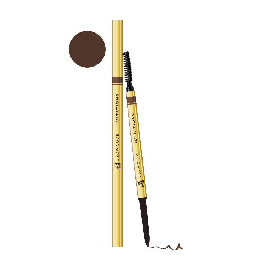 Brow Code IMITATIONS Micro Pencil - Brunette