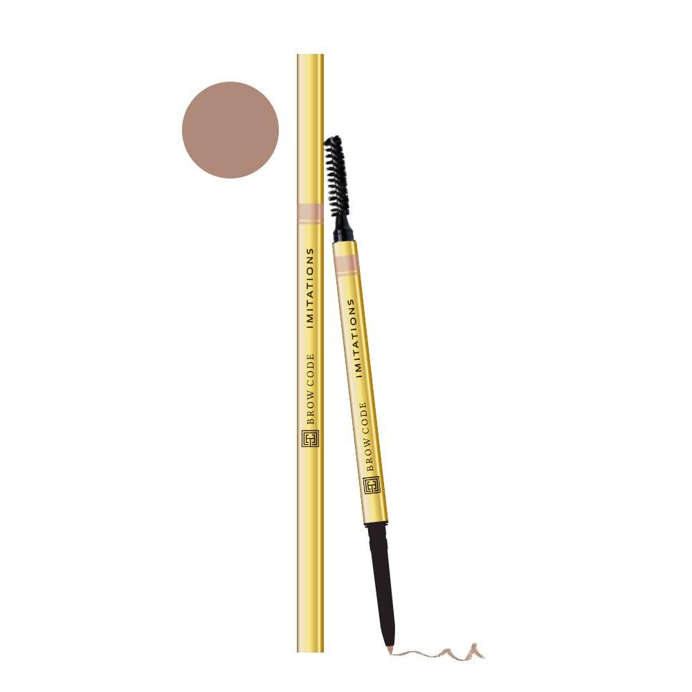 Brow Code IMITATIONS Micro Pencil - Light Ash Blonde