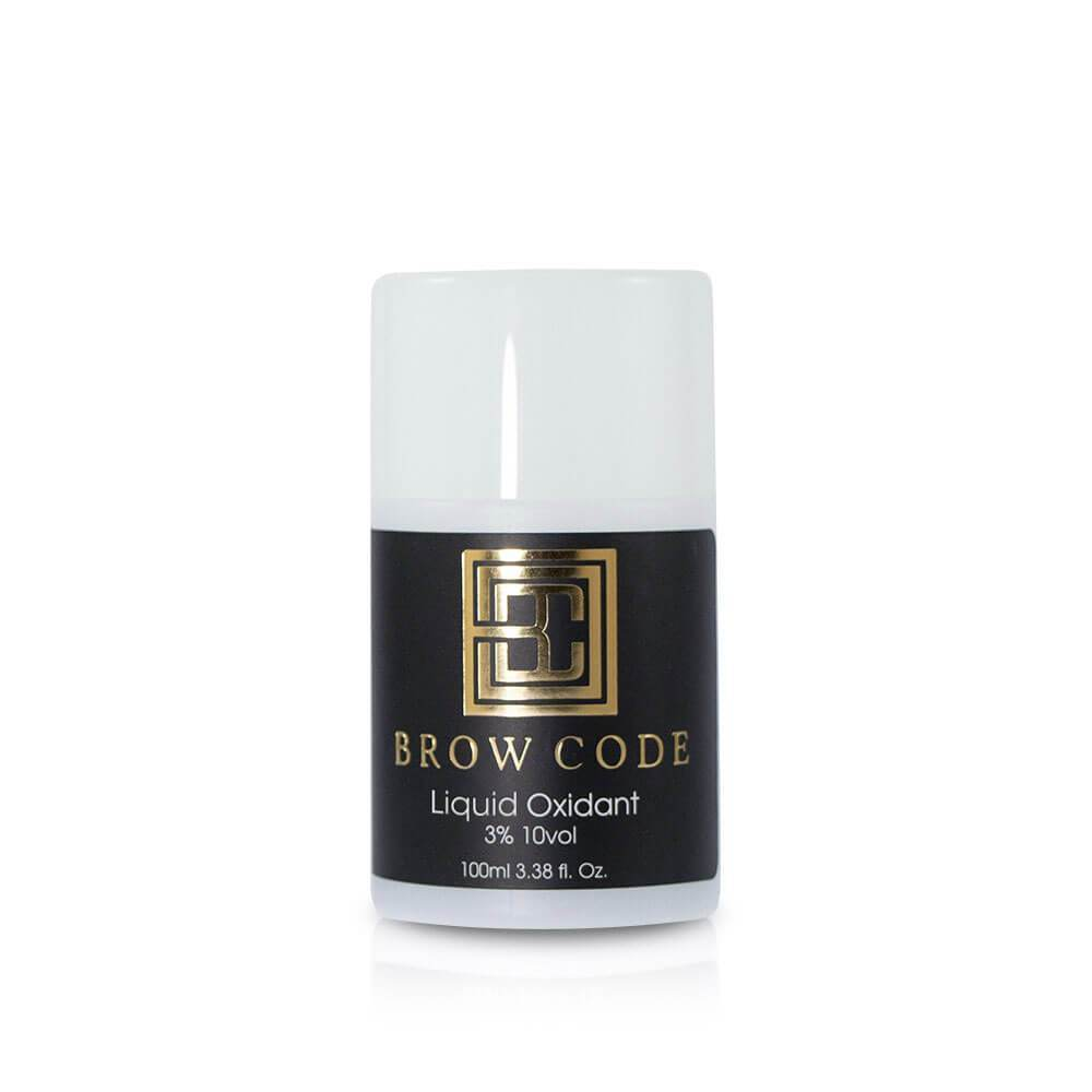 Brow Code Liquid Oxidant 3% 100ml