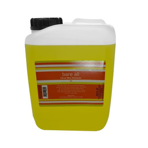 Bare All Citrus Wax Cleaner 5L