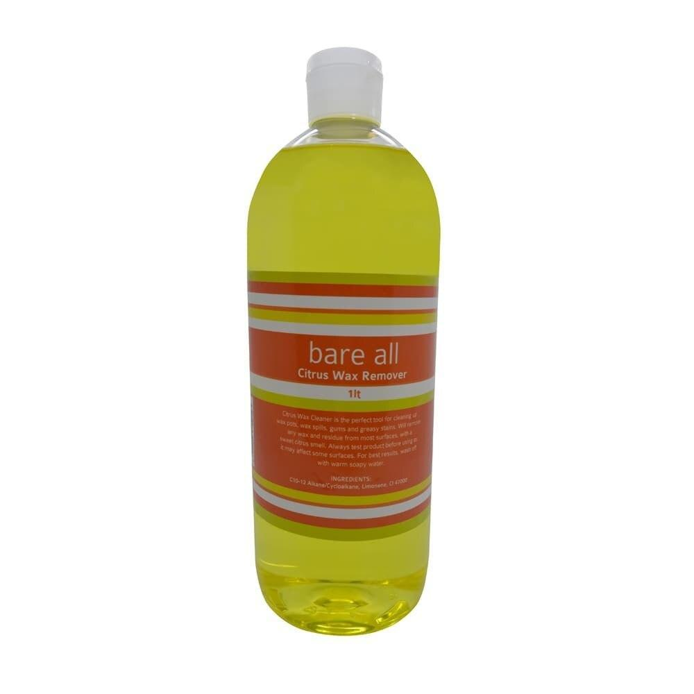 Bare All Citrus Wax Cleaner 1L