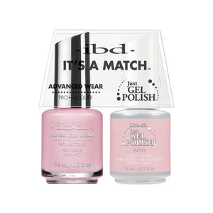 ibd Gel Polish & Lacquer Duo - Juliet