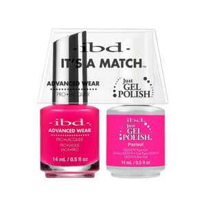 ibd Gel Polish & Lacquer Duo - Parisol