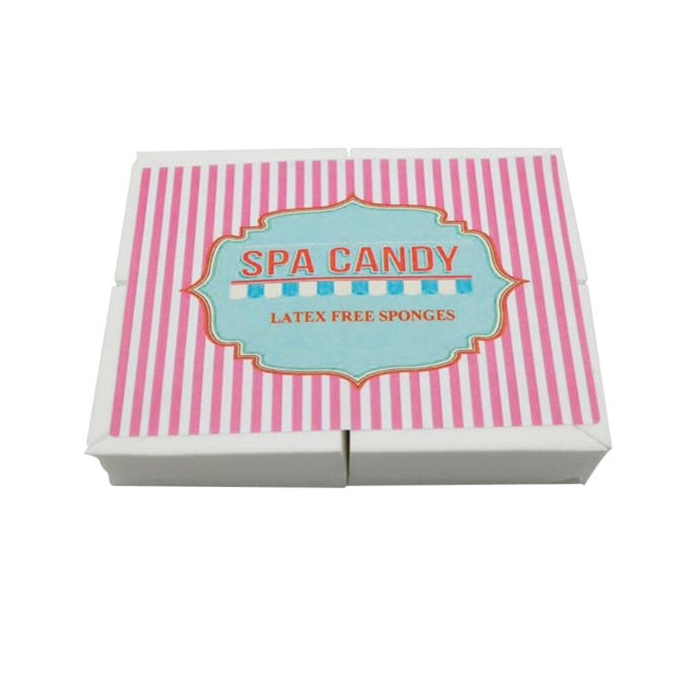 SPA Candy Latex Free Sponges 8 Pack