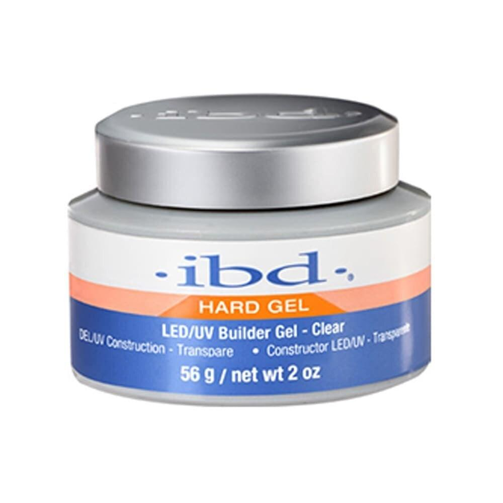 ibd LED/UV Builder Gel 56g - Clear