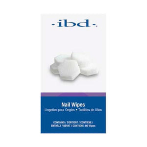 ibd Nail Wipes (80 Count)