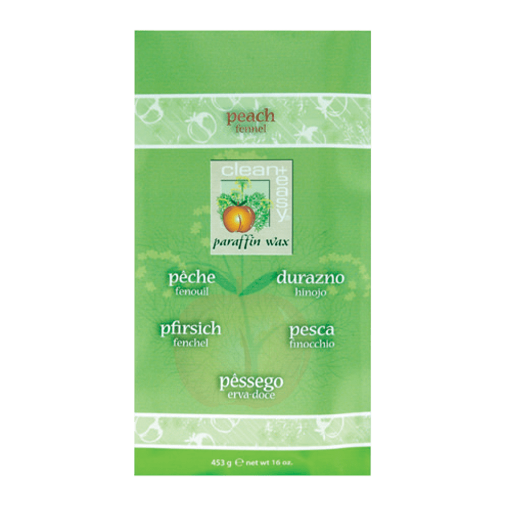 Clean & Easy Peach & Juniper Paraffin 453g