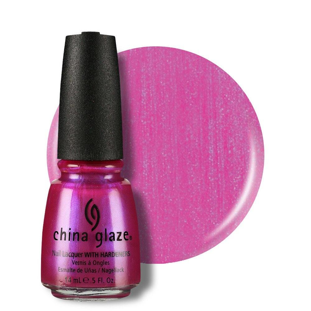 China Glaze Nail Lacquer 14ml - Caribean Temptation
