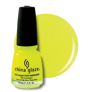 China Glaze Nail Lacquer 14ml - Celtic Sun