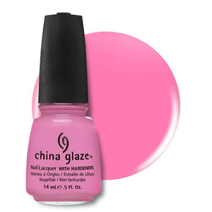 China Glaze Nail Lacquer 14ml - Dance Baby