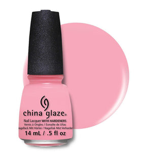 China Glaze Nail Lacquer 14ml - Feel the Breeze