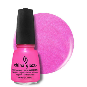 China Glaze Nail Lacquer 14ml - Hang-ten Toes