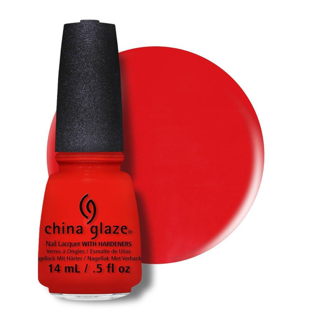 China Glaze Nail Lacquer 14ml - Igniting Love