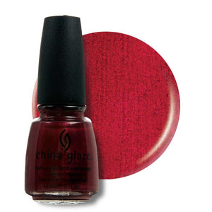 China Glaze Nail Lacquer 14ml - Long Kiss
