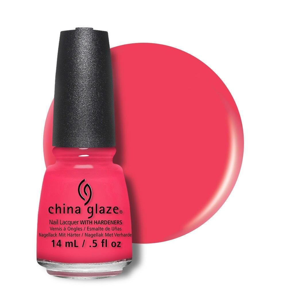 China Glaze Nail Lacquer 14ml - Pool Party