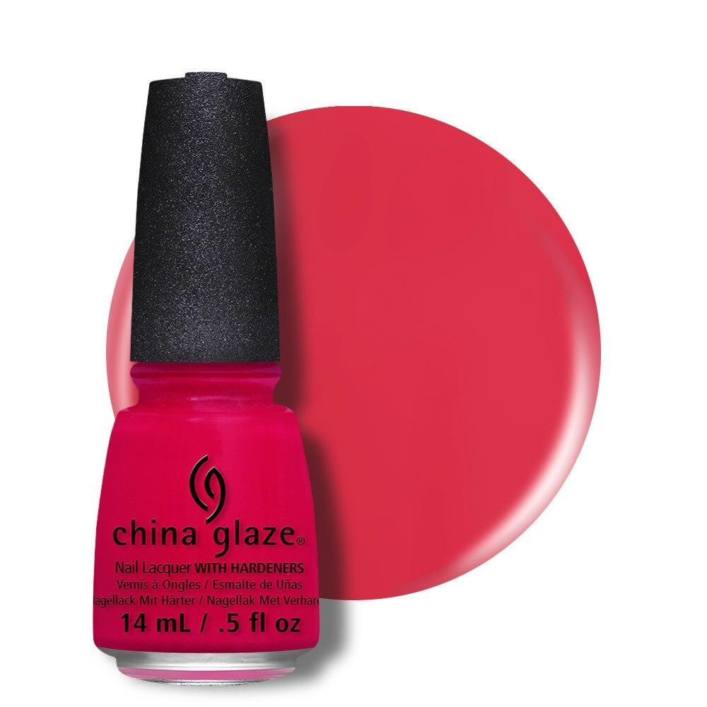 China Glaze Nail Lacquer 14ml - Seas The Day
