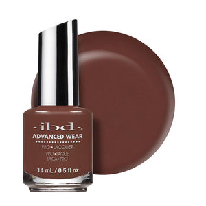 ibd Advanced Wear Lacquer 14ml - Buxom Bombshell