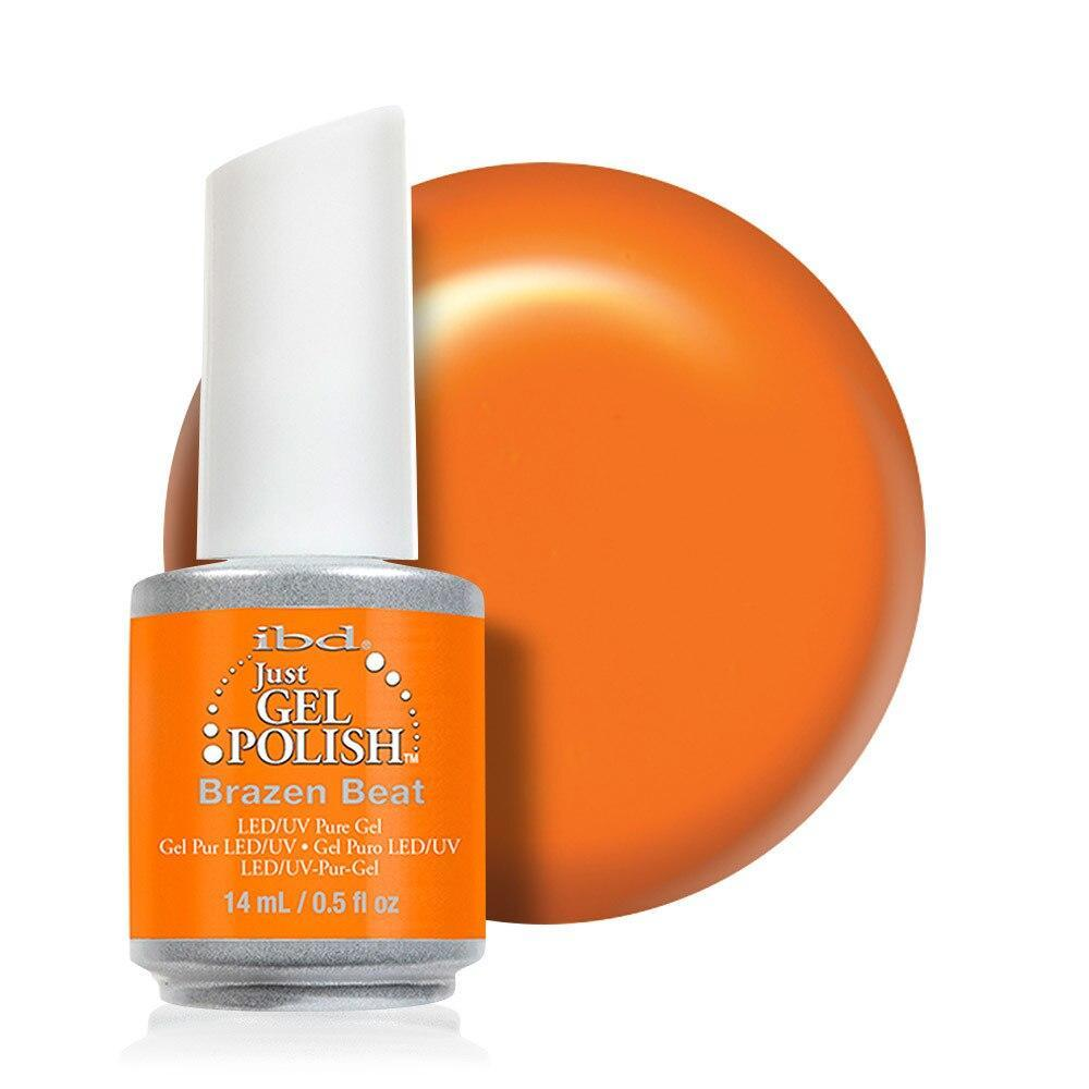 ibd Just Gel Polish 14ml - Brazen Beat (Creme)