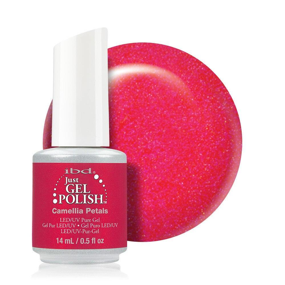 ibd Just Gel Polish 14ml - Camellia Petals