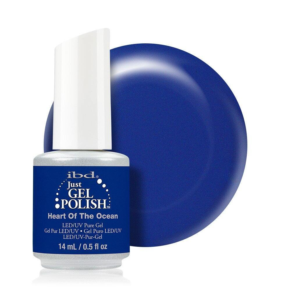 ibd Just Gel Polish 14ml - Heart Of The Ocean