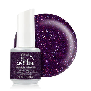 ibd Just Gel Polish 14ml - Midnight Martinis (Glitter)