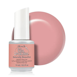 ibd Just Gel Polish 14ml - Naturally Beautiful