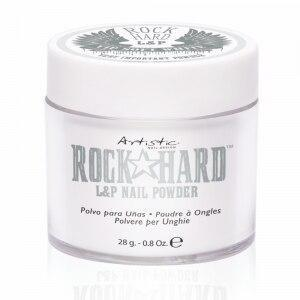 Artistic VIP Rock Hard - Soft White 28g