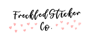 Freckled Sticker Co.