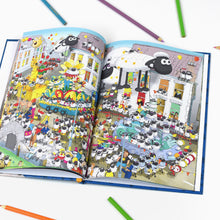 Load image into Gallery viewer, Personalised Where's Shaun? Activity Book