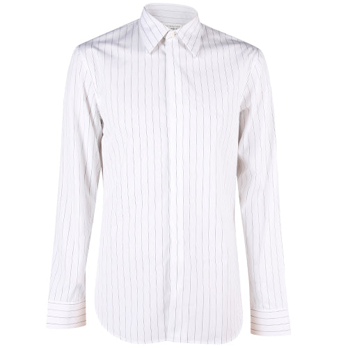 Striped Shirt WHITE