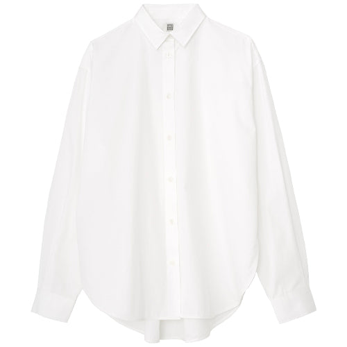 Capri Shirt White