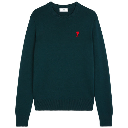 Ami de Coeur Sweater Green