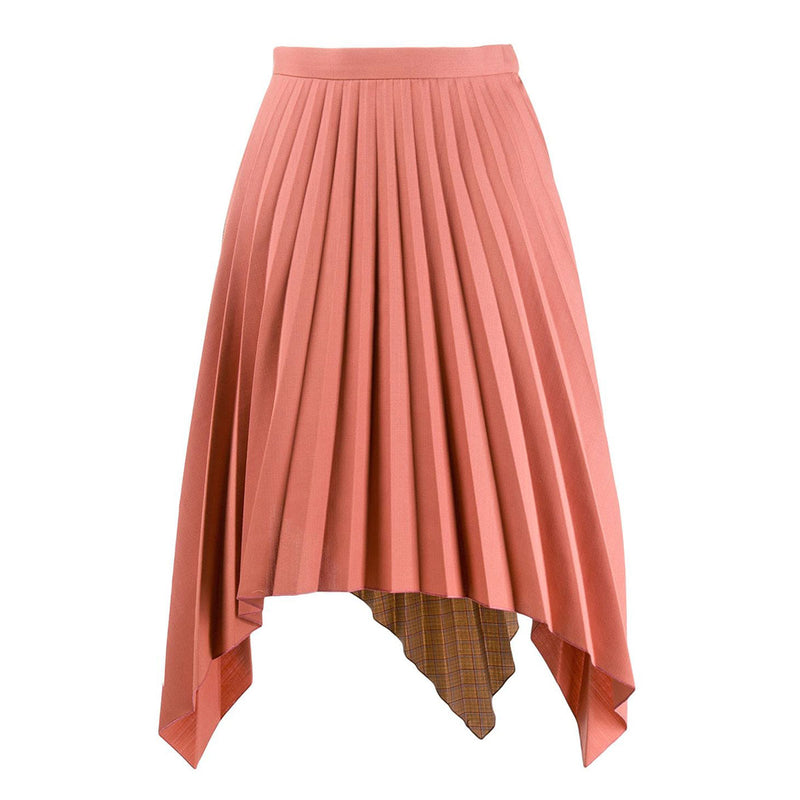 Iisie Bico Skirt Coral Red