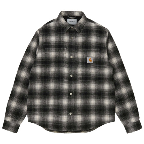 Lashley Shirt Jacket Check