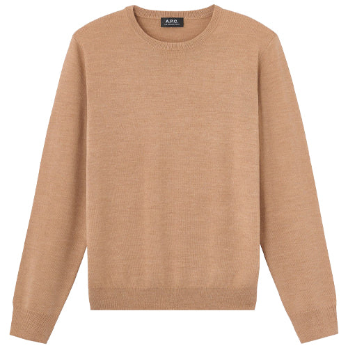 King Sweater Beige