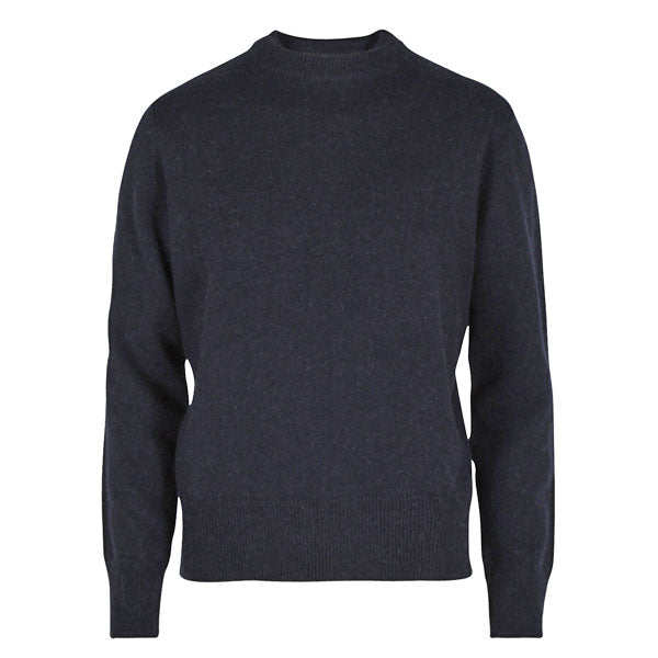 Moon Sweatshirt Navy Navy