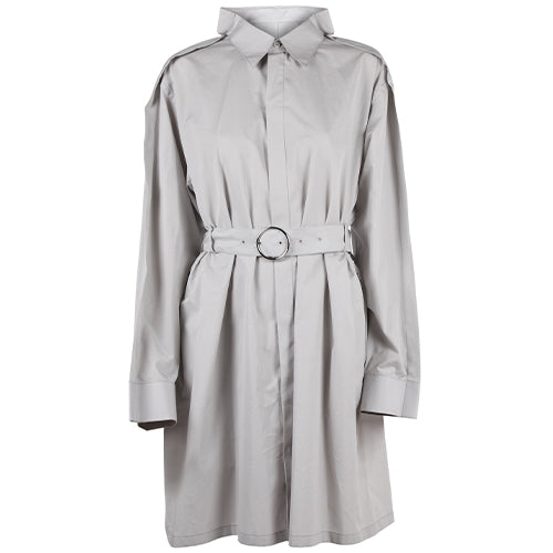 Belted Dress Grey
