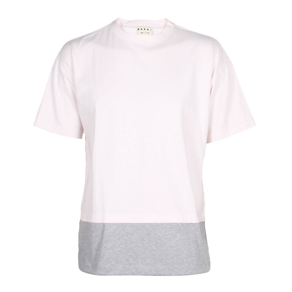 Drawsting T-shirt  Pink