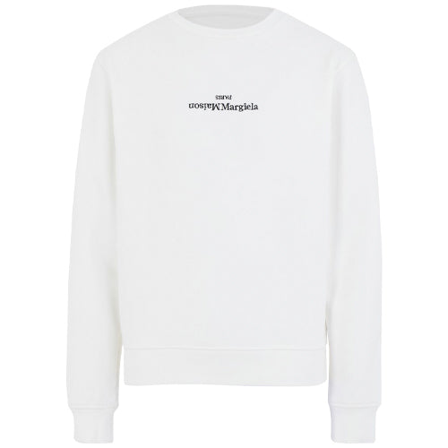 Diagonal Sweat Off White