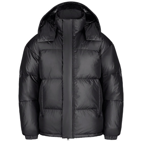 Dyngja Down Jacket Dark Grey